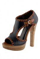 Распродажа обуви ботфорты